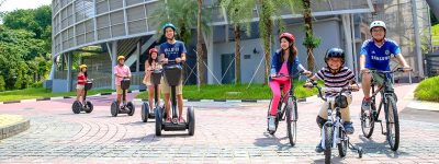 Segway offer for adults and kids best theme park singapore