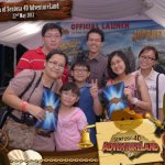 family fun at theme park singapore