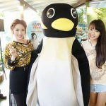 happy feet mascot