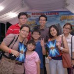 family enjoy the most at 4d sentosa