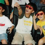 kids enjoy the most at 4d sentosa