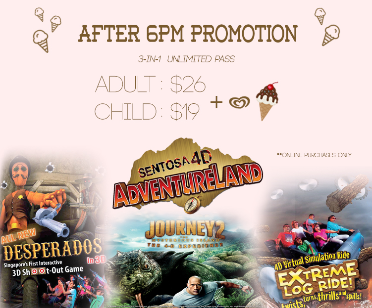 after 6p evening special promo